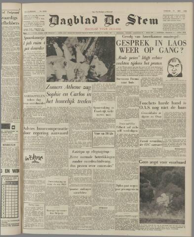 de Stem 1962-05-15
