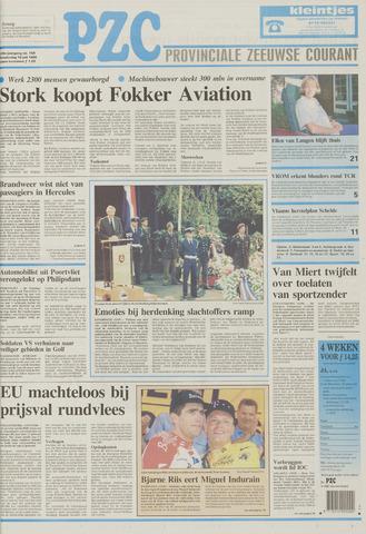 Provinciale Zeeuwse Courant 1996-07-18