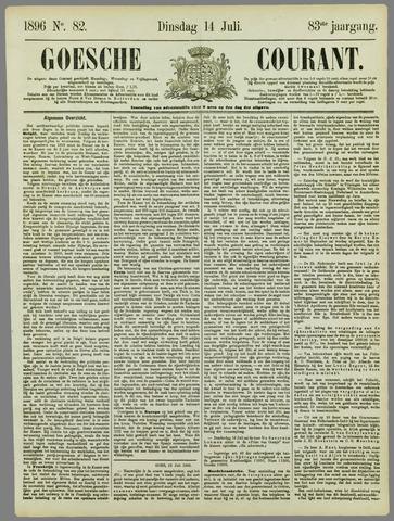 Goessche Courant 1896-07-14
