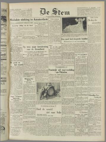 de Stem 1948-03-25