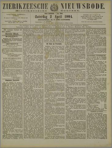 Zierikzeesche Nieuwsbode 1904-04-02