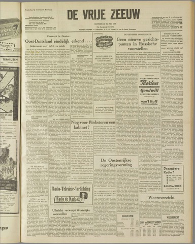 de Vrije Zeeuw 1959-05-16