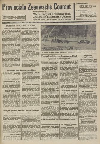 Provinciale Zeeuwse Courant 1941-03-13