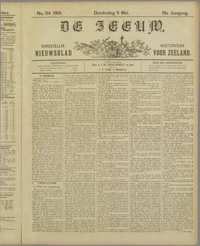 De Zeeuw. Christelijk-historisch nieuwsblad voor Zeeland 1901-05-09