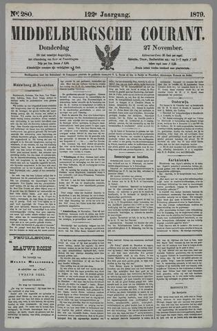 Middelburgsche Courant 1879-11-27