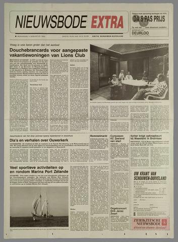 Zierikzeesche Nieuwsbode 1993-08-04