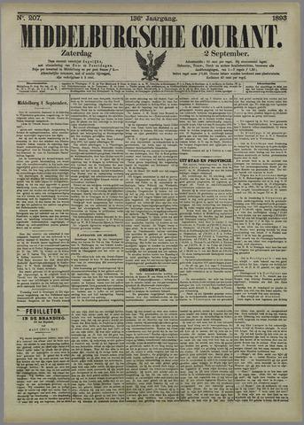 Middelburgsche Courant 1893-09-02