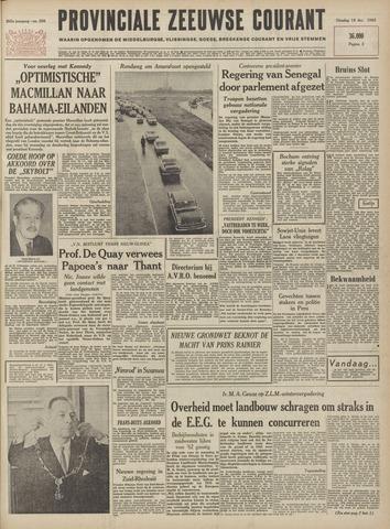 Provinciale Zeeuwse Courant 1962-12-18