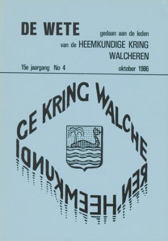 de Wete 1986-10-01