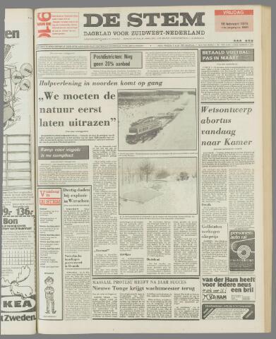 de Stem 1979-02-16