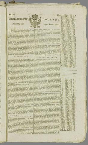 Middelburgsche Courant 1810-06-14