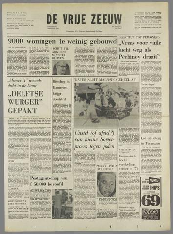 de Vrije Zeeuw 1971-01-07