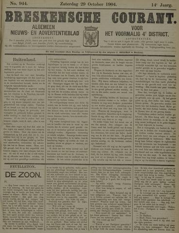Breskensche Courant 1904-10-29