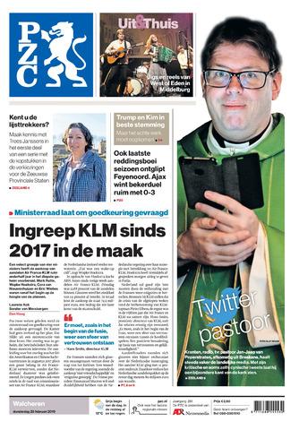 Provinciale Zeeuwse Courant 2019-02-28
