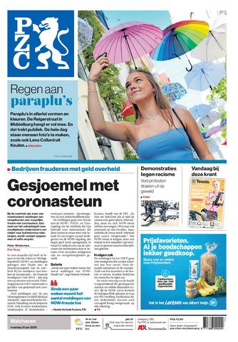 Provinciale Zeeuwse Courant 2020-06-15