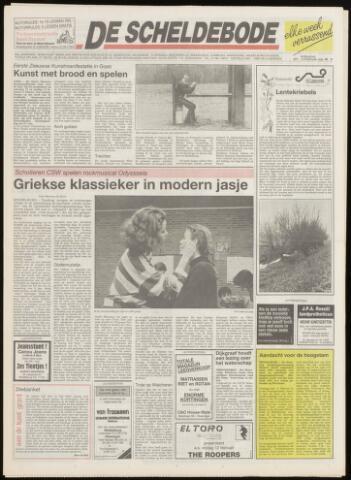 Scheldebode 1993-02-10