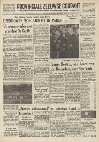 Provinciale Zeeuwse Courant 1959-09-03