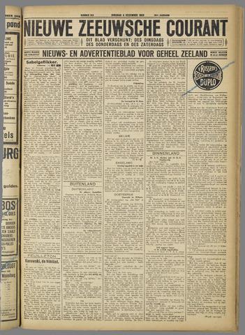 Nieuwe Zeeuwsche Courant 1923-12-04