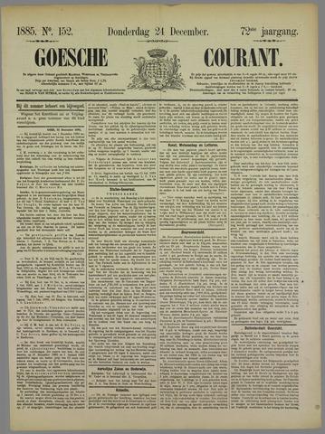 Goessche Courant 1885-12-24