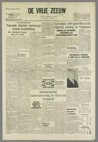 de Vrije Zeeuw 1965-03-01