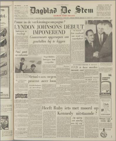 de Stem 1963-11-27