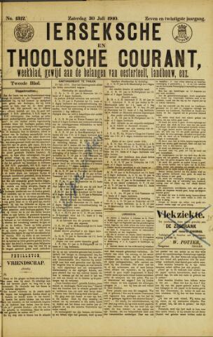 Ierseksche en Thoolsche Courant 1910-07-30