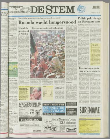de Stem 1994-05-10
