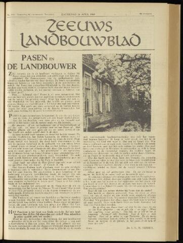 Zeeuwsch landbouwblad ... ZLM land- en tuinbouwblad 1960-04-16