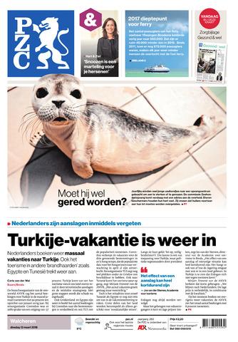 Provinciale Zeeuwse Courant 2018-03-13