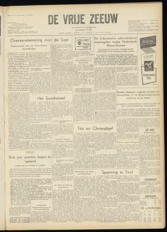 de Vrije Zeeuw 1956-10-01