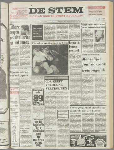 de Stem 1976-11-11