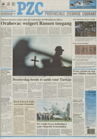 Provinciale Zeeuwse Courant 1999-08-23