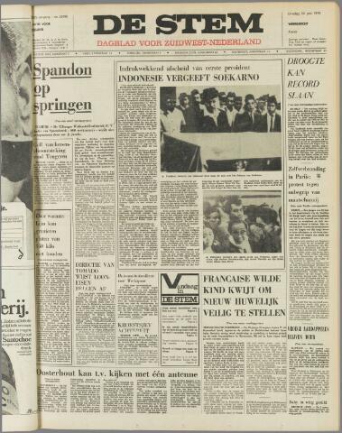 de Stem 1970-06-23