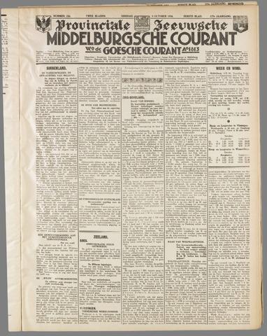 Middelburgsche Courant 1934-10-09