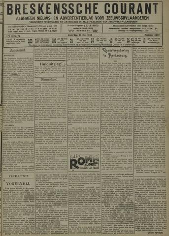 Breskensche Courant 1929-05-25