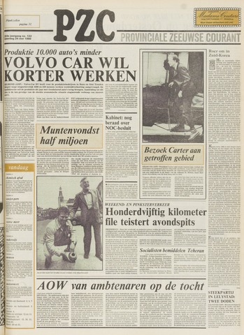 Provinciale Zeeuwse Courant 1980-05-24