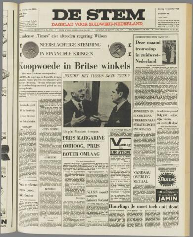 de Stem 1968-12-10