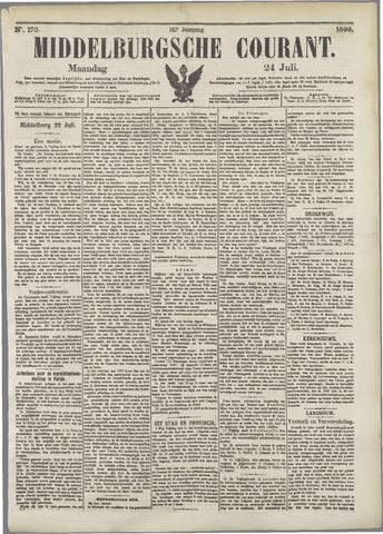 Middelburgsche Courant 1899-07-24