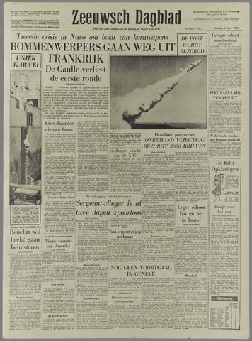 Zeeuwsch Dagblad 1959-06-09