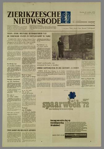 Zierikzeesche Nieuwsbode 1972-10-23