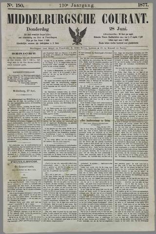Middelburgsche Courant 1877-06-28