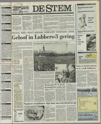 de Stem 1989-10-30