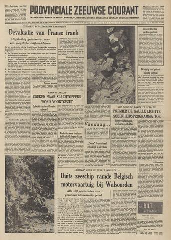Provinciale Zeeuwse Courant 1958-12-29