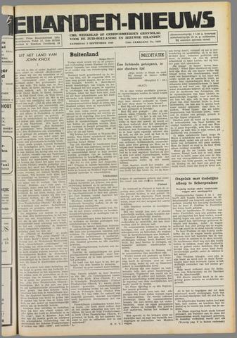 Eilanden-nieuws. Christelijk streekblad op gereformeerde grondslag 1949-09-03