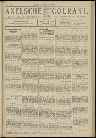 Axelsche Courant 1940-11-26