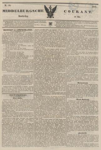 Middelburgsche Courant 1844-05-16