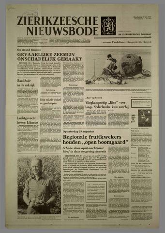 Zierikzeesche Nieuwsbode 1981-07-30