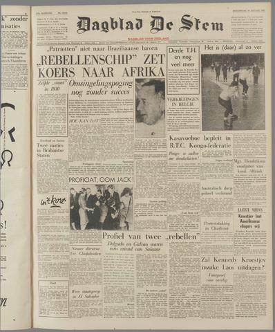 de Stem 1961-01-26