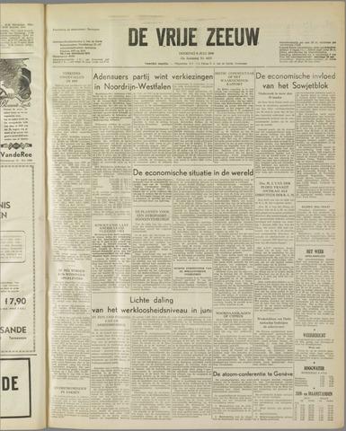 de Vrije Zeeuw 1958-07-08