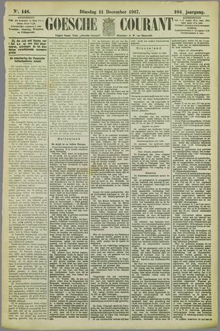 Goessche Courant 1917-12-11